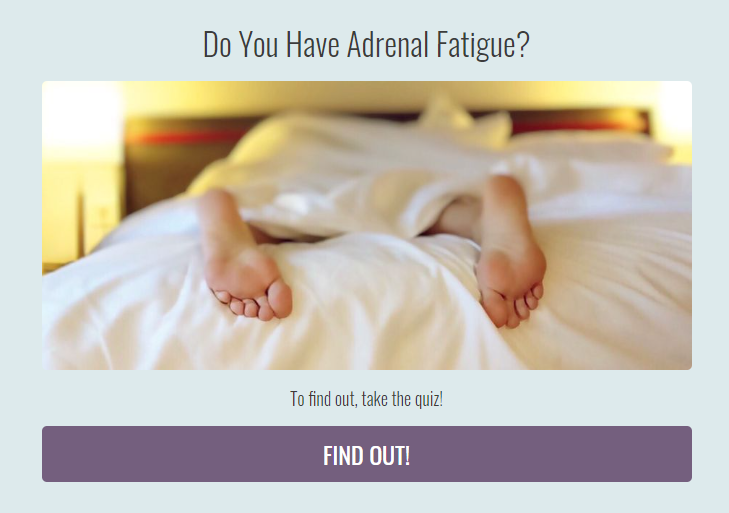 Fibromyalgia and Adrenal Fatigue: No Energy, and Brain Fog, and Stress… Oh My!