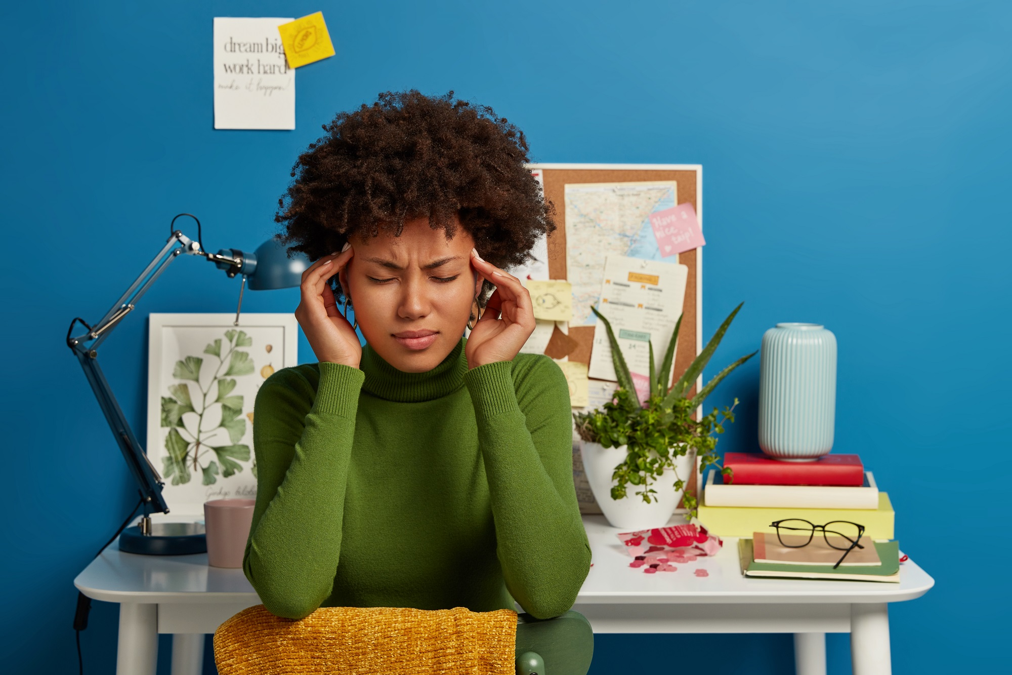 Stop Migraine Headaches For Good
